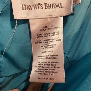 David's Bridal Dresses - Brides maid dress